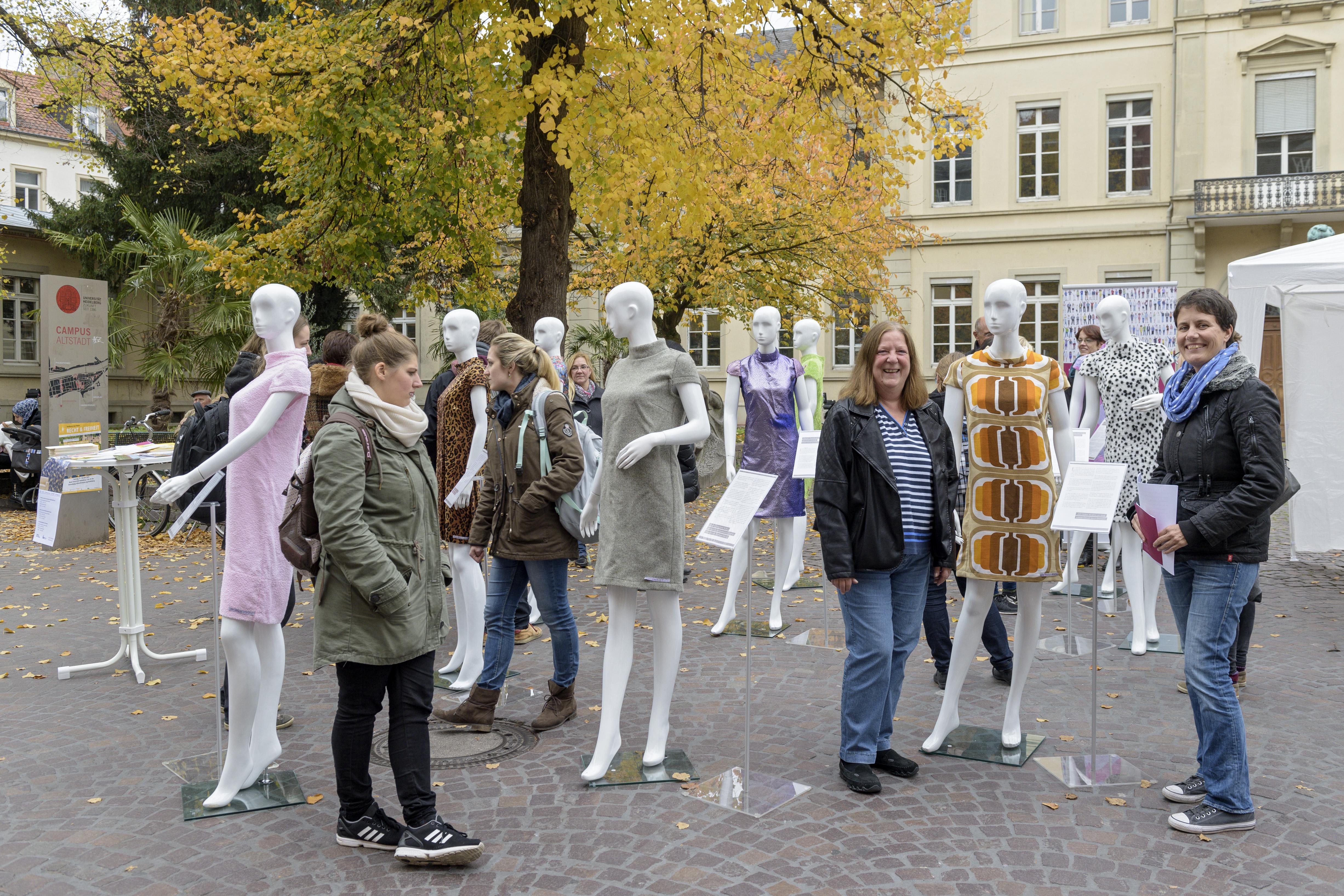 Ausstellung macht auf Frauenschicksale aufmerksam