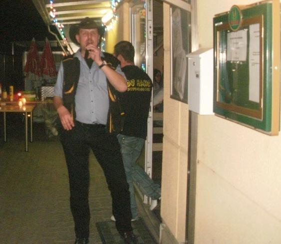 Stargast Tony aus der Pfalz