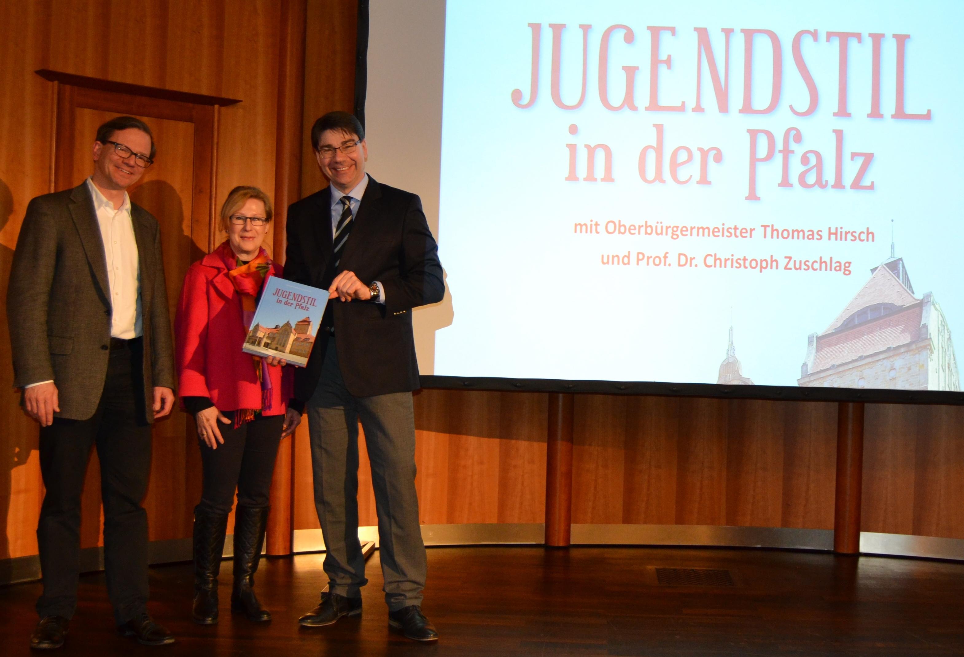 Info 108 Buchpräsentation Jugendstil