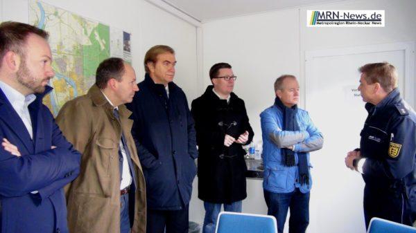 Mannheim / Ludwigshafen – Informationsaustausch zwischen kommunalen CDU-Spitzenpolitikern zum Thema Sicherheit