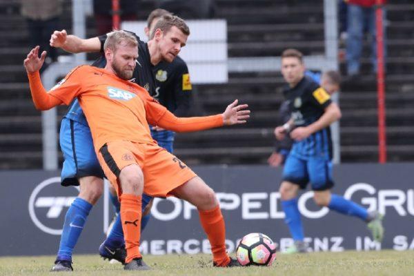 Walldorf – 1.FC Saarbrücken vs. FCA Walldorf 3:0 (2:0)