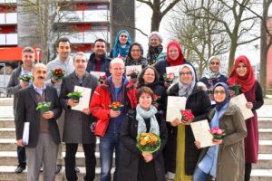 Heidelberg – Brücke zwischen Elternhaus und Schule – 16 interkulturelle Elternmentoren haben ihre Ausbildung abgeschlossen