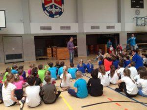 Ludwigshafen – Starke Leistungen bei Geräteturnen der Grundschulen