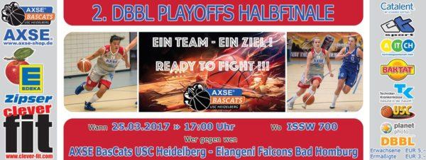 Heidelberg – Heiße Phase der Basketballsaison beginnt! Elangeni Falcons Bad Homburg zu Gast im ISSW!