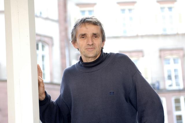 Prof. Dr. med. Hermann Brenner - Quelle: DKFZ/Tobias Schwerdt