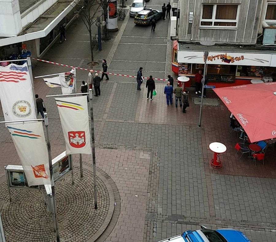 Einsatz Schulstraße