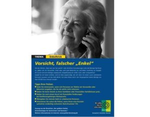 Mannheim – Friedrichsfeld / Sandhofen: Unbekannter Anrufer fordert Geld von zwei Rentnerinnen