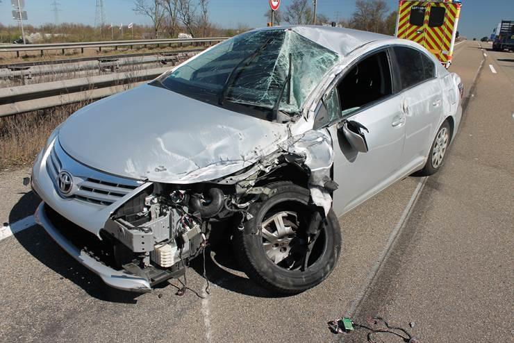 Frankenthal – Verkehrsunfall mit verletzter Person