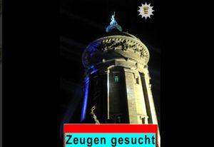 Mannheim- Mann auf brutale Art und Weise in der Innenstadt zusammengeschlagen