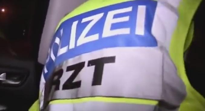 Polizei-Arzt