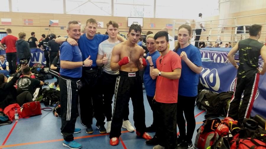Safi Naseri Oktaj Feratov Kickboxer SV 05 Edigheim
