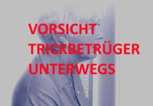 Heddesheim – Warnmeldung der Polizei – falsche Handwerker – Hausverwalter in Seniorenheimen unterwegs