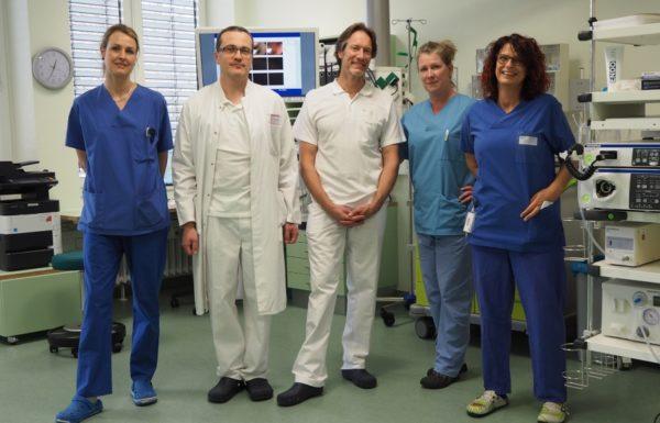 Eberbach – GRN-Klinik : Neue Räumlichkeiten der Endoskopie fertig gestellt