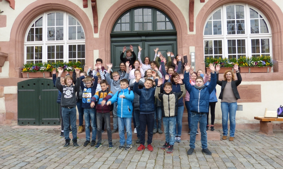 Boys- und Girls Day bei der Stadtverwaltung Heppenheim