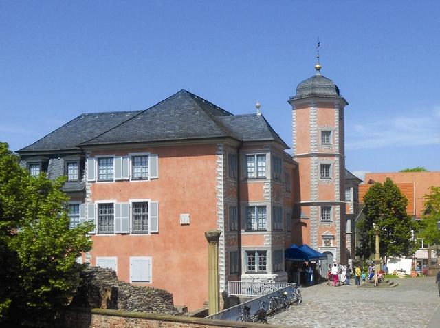 Das Lobdengau-Museum im Bischofshof