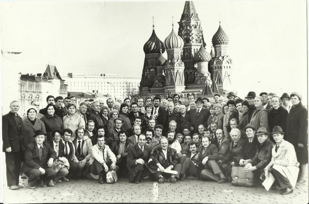 Delegation der Russlanddeutschen  Oktober 1988 in Moskau (003)