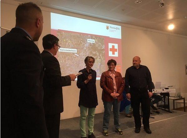 Ludwigshafen –  Vierte Bürgerpreisverleihung des Polizeipräsidiums Rheinpfalz: Bei Festakt Bürger ausgezeichnet und Polizisten belobigt!
