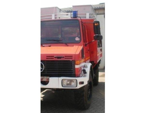 Rohrbach – Großeinsatz der Feuerwehr wegen brennendem Abfallholz