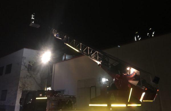 Weinheim – Feuerwehr löscht Brände in der Weststadt