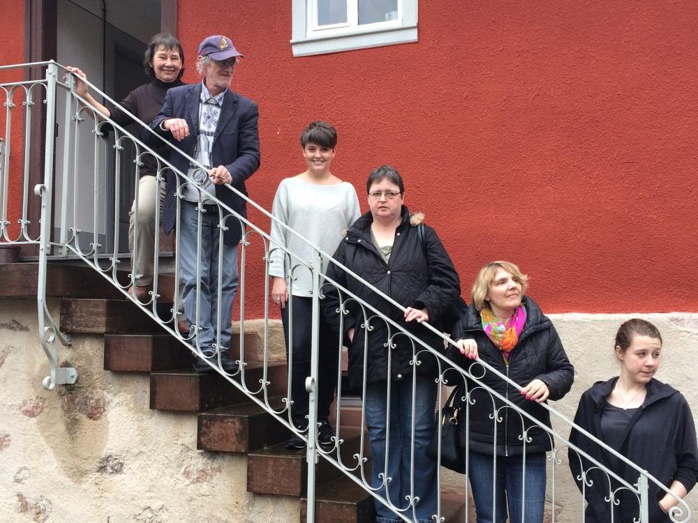 Foto_Unterwegs mit der Heimatgruppe_Rotes Haus Zotzenbach (002)