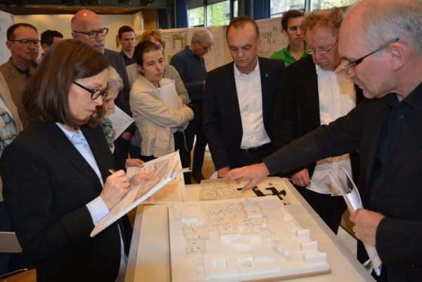 Kandel – Gewinner des Architektenwettbewerbs stehen fest: Landrat Brechtel: Weiterer wichtiger Schritt zum Neubau der IGS Kandel