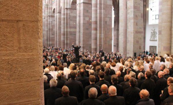 """Speyer – Benefizkonzert """"Baden schaut über den Rhein"""" – Konzert im Dom am Muttertag"""
