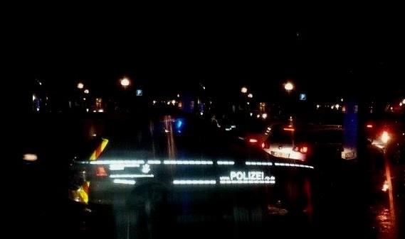 Ludwigshafen – Bismarkstraße – Bewaffneter Raubüberfall  – Opfer im Krankenhaus – Täter dunkler Teint