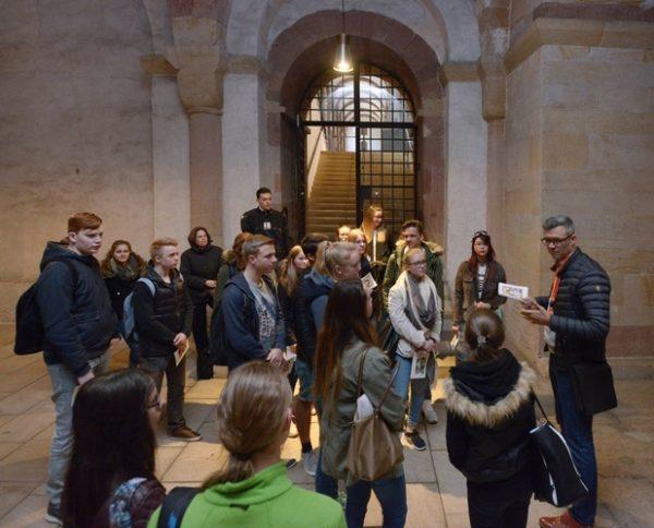 Speyer – Start der Schülertage im Bistum Speyer