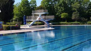 Brühl – Vorgezogener Saisonstart!Sonderöffnung des Brühler Freibads bei freiem Eintritt