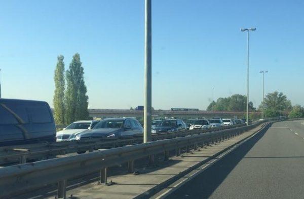 Frankenthal – Zeugenaufruf nach Verkehrsunfall mit Flucht auf der BAB61