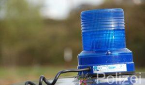 Sinsheim – Peugeot überschlagen – Fahrerin verletzt