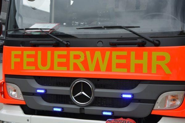Weisenheim am Berg – Jugendliche Vandalen werfen Baustellenampel um, schlagen Scheibe ein und stecken Mülltonnen in Brand!