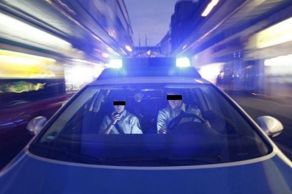 Ludwigshafen – Räuber sticht in der Innenstadt mit Messer zu