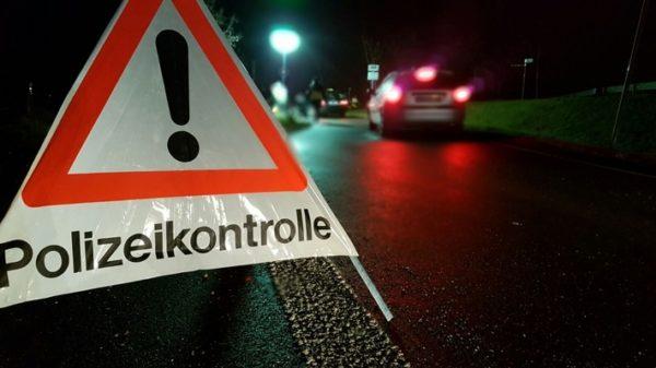 Heidelberg – Nächtliche Drogenkontrollaktion nach Musikveranstaltung ein großer polizeilicher Erfolg!