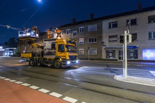 Mannheim – Schwertransport im Mannheimer Norden entfällt