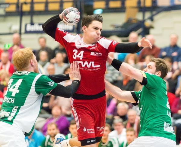 TSG Lu-Friesenheim Saison 2015/16