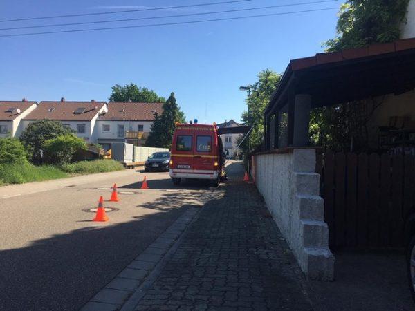 Hochdorf-Assenheim – Defektes Elektrogerät löst Schwelbrand aus