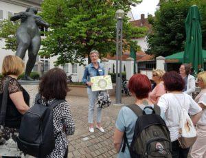 Hockenheim – Betriebsausflug fördert Austausch und Wissen um Stadtgeschichte