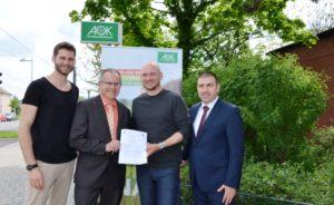 Mannheim – AOK Baden-Württemberg unterstützt den SVW