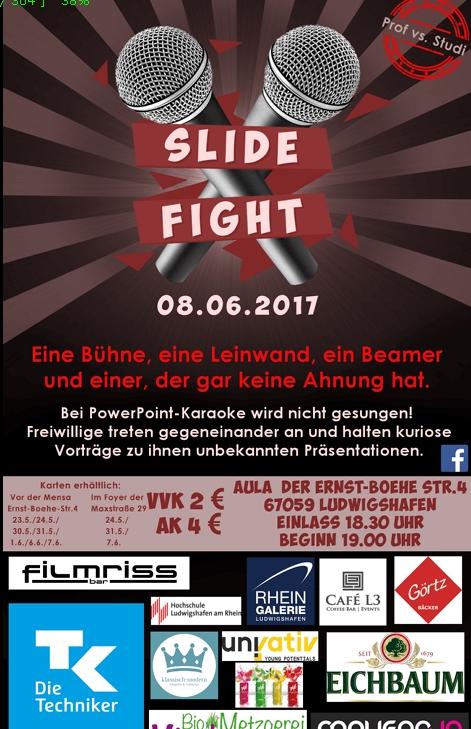 "Ludwigshafen – ""Power – Point Karaoke"" in der Hochschule Ludwigshafen"