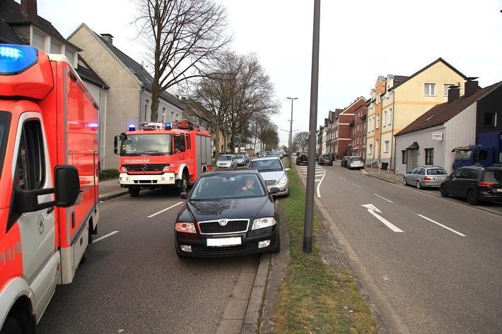 Feuerwehreinsatz Symbolbild