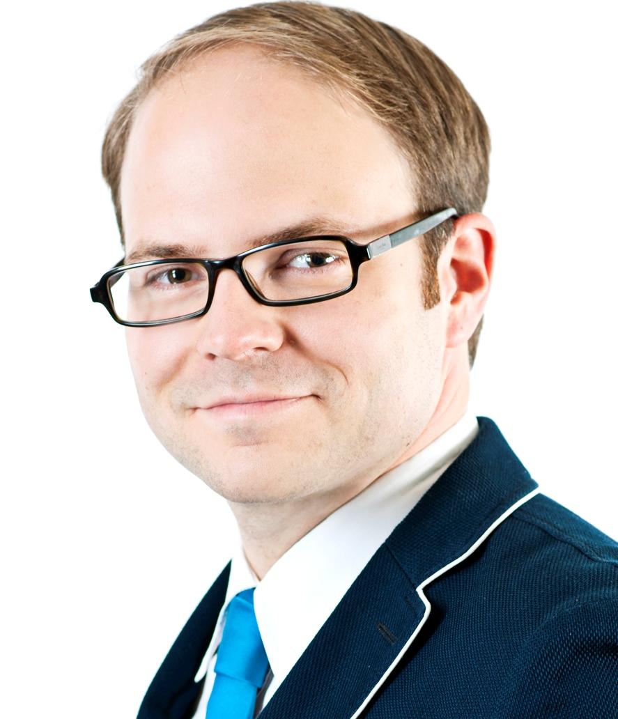 Alexander Föhr. Vorsitzender der CDU Heidelberg. Bild: Foto Borchard