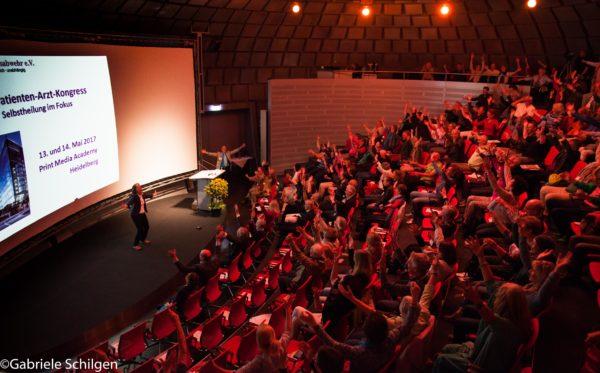 Heidelberg – Krebskongress: Die Kraft der Selbstheilung