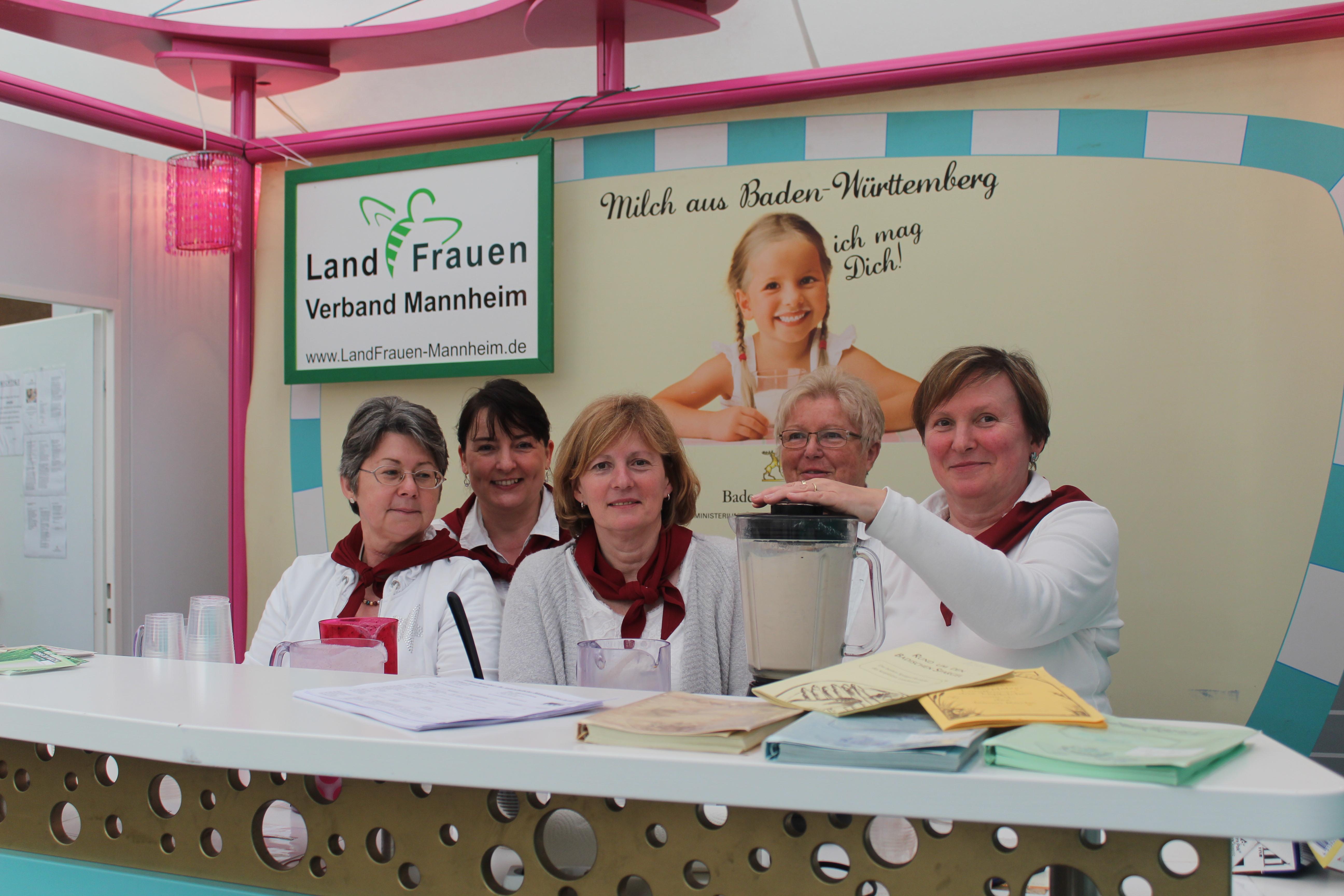 H - Landfrauen ED - Maimarkt 2017 - Bild LF ED