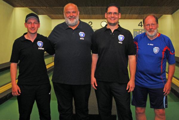 Edingen-Neckarhausen – Neuer Vorstand beim SportKegelClub