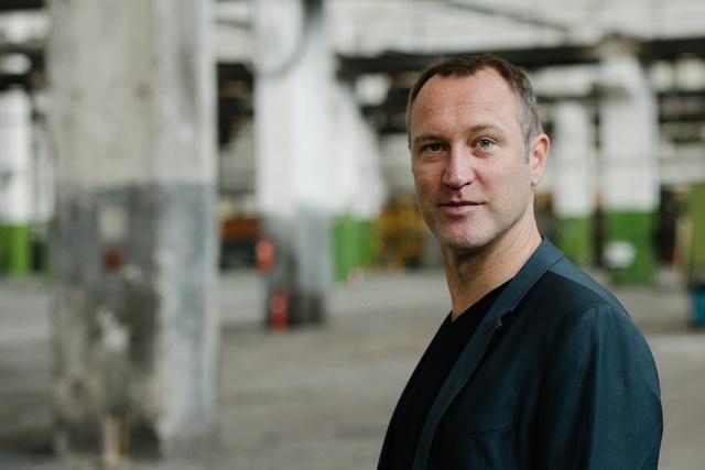 Christian Holtzhauer soll neuer Schauspielintendant am Nationaltheater werden. Fotograf Candy Welz