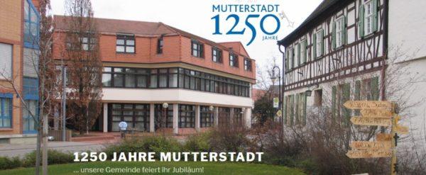 Rhein-Pfalz-Kreis – Jubiläums Gala der Sportvereine in Mutterstadt im Rahmen der 1250-Jahr-Feier