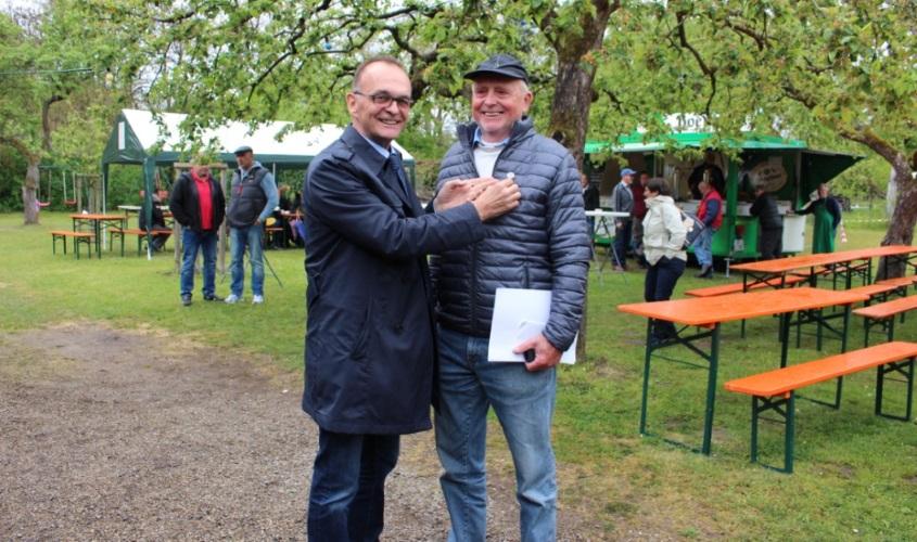 Landrat Dr. Fritz Brechtel und Rudolf Vogel (002)