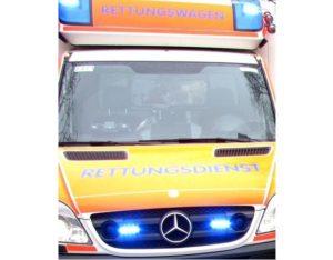 Ludwigshafen – Frontalzusammenstoß auf der K3: 71-Jährige übersieht an AS Süd entgegenkommendes Fahrzeug – 3 Verletzte und 15.000 Euro Schaden!