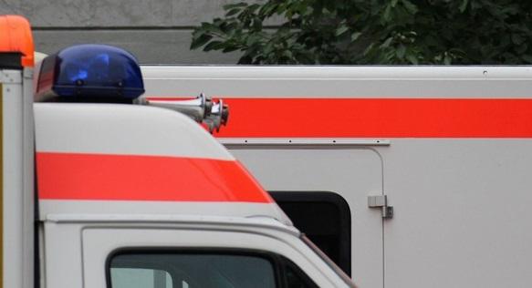 Dossenheim – Motorradfahrer bei Verkehrsunfall schwer verletzt